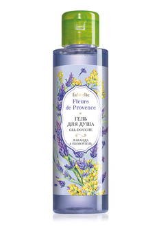 Lavender & Immortelle Shower Gel