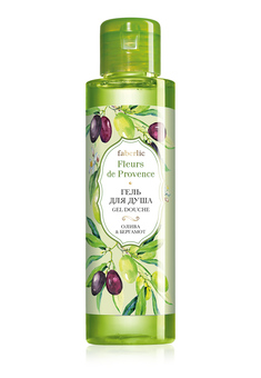 Olive & Bergamot Shower Gel