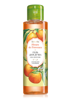 Orange & Vanilla Shower Gel