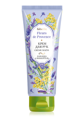 Lavender & Immortelle Hand Cream