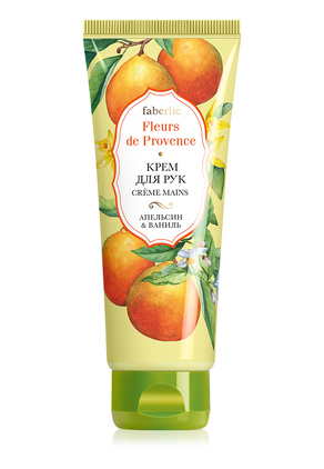 Orange & Vanilla Hand Cream
