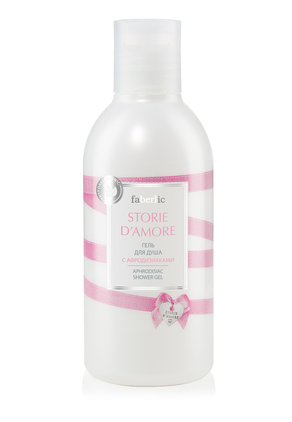 Storie d'Amore Aphrodisiac Shower Gel