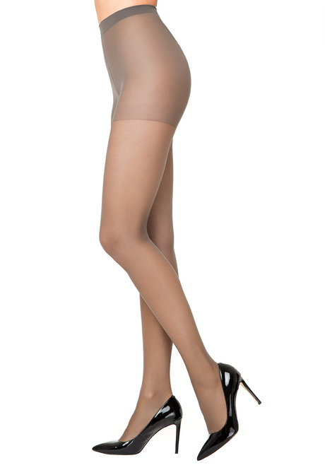 Silky Tights, 20 den, smoky grey