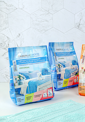 Universal Concentrated Laundry Detergent, Mountain Freshness