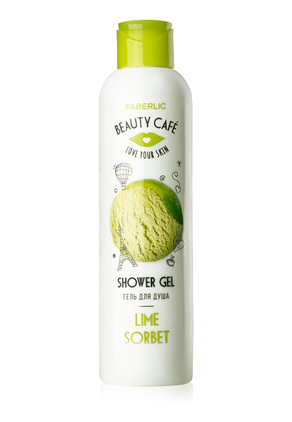 Lime Sorbet Shower Gel