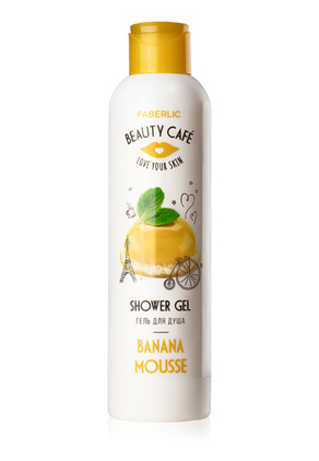 Banana Mousse Shower Gel