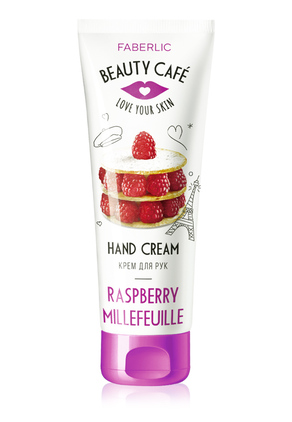 Raspberry Millefeuille Hand Cream