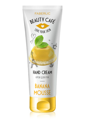 Banana Mousse Hand Cream
