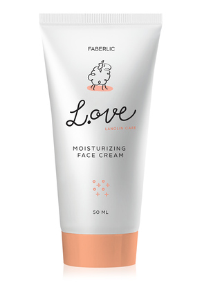L.OVE Moisturizing Face Cream