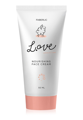 L.OVE Nourishing Face Cream